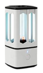 Lampes de désinfection UV – Petites surfaces